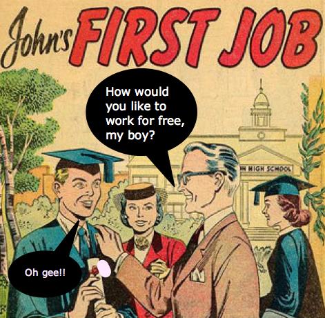 considering college internships
