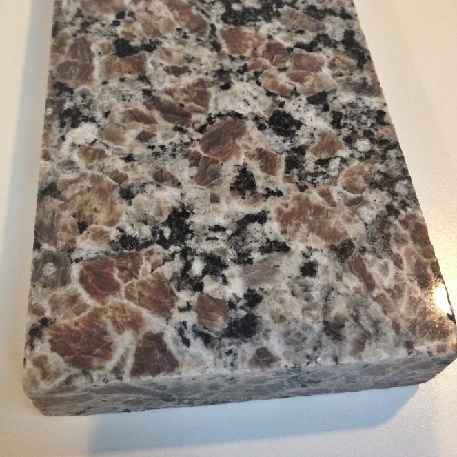 tribute granite countertop finish
